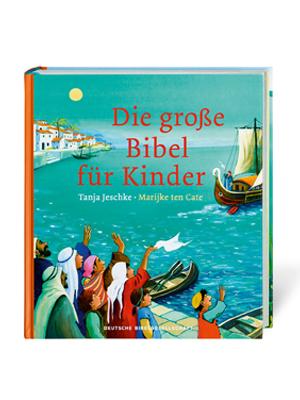 Die Kinderbibel - ein passendes Taufgeschenk