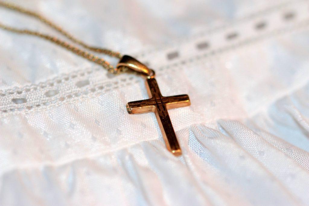 Das Kreuz als Taufsymbol